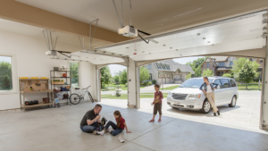 Making The Garage A Safe Place For Your Kids Is Easier Than You