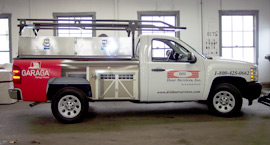 DSI North Door Systems Service Pickup