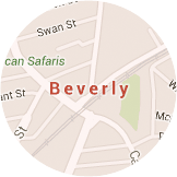 Map Beverly